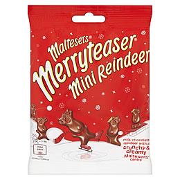 Mars Has Revealed Its Christmas 2017 Chocolate Range