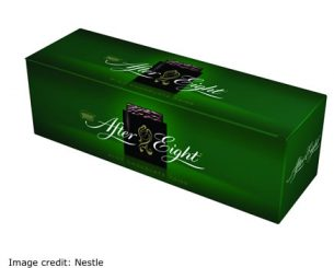 Christmas 2017 Nestle After Eight