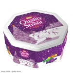 Quality Street's LARGE 1.2kg Tin £7.50