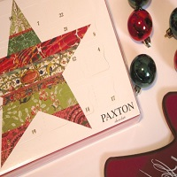 Christmas Review 2017: Paxton Advent Calendar 2017