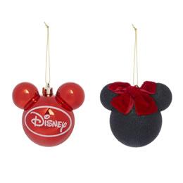 Disney Christmas Baubles Go On Sale At Primark