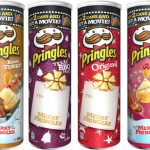 Pringles Announces It's Festive Christmas Flavours
