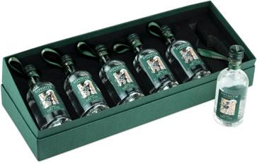Sipsmiths Gin Minitures