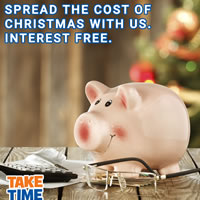 Spread The Cost Of Christmas With Toys 'R' Us' Time To Pay Programme