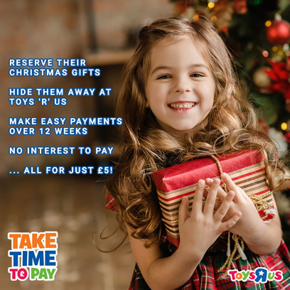 Toys R Us Payment Plan