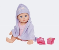 Christmas Review 2017: Baby Annabell Learns to Swim Doll