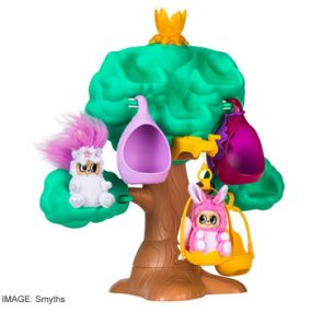 Bush Baby World Dream Tree and Bush Babies