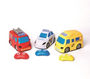 Carousel Drive and Talk Vehicles