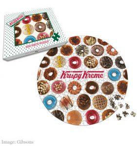 Gibsons Krispy Kreme 500 Piece Jigsaw