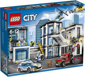 Lego City Police Station - £75