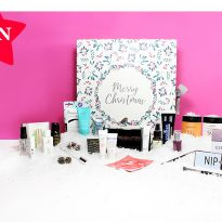 WIN Limited Edition YOU Beauty Box Advent Calendar