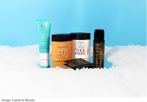 YOU Beauty Box Advent 2017 - Hair