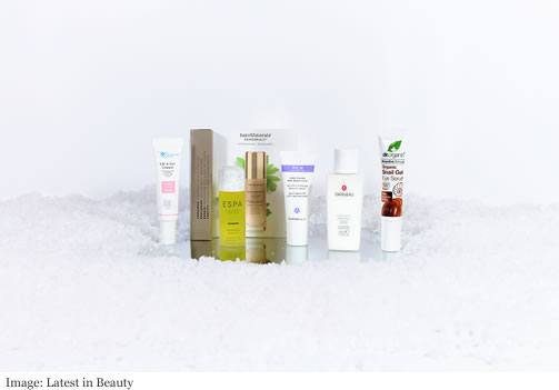 YOU Beauty Box Advent 2017 - Skincare