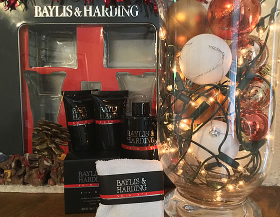 Baylis & Harding Mens Spa