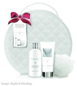 Baylis & Harding Jojoba, Silk And Almond Oil Ultimate Unwind Vanity Case