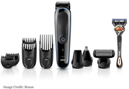 Braun Cordless All in one Ultimate Control kit MGK3080