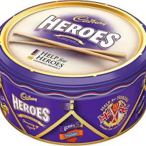 Win Cadbury Heroes Tin With Our #XmasTweet Of The Week