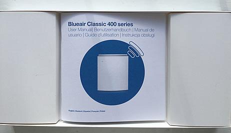 Classic 405 Instructions