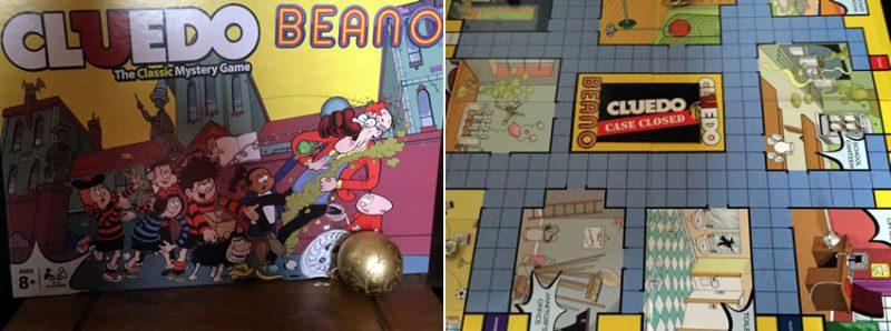 Cluedo Beano Edition