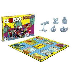 Beano Cluedo Prank Mystery Board Game