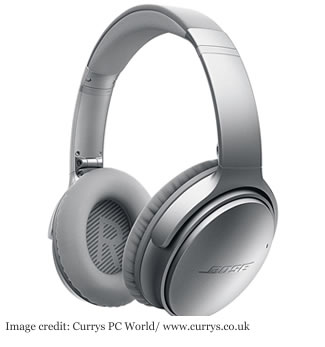 Bose QC35 II headphones*