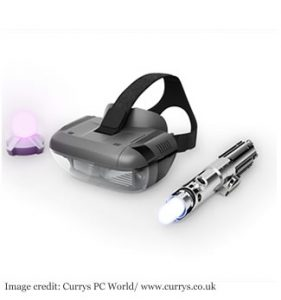 LENOVO Star Wars: Jedi Challenges Augmented Reality Headset