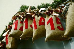 Days on Christmas bags