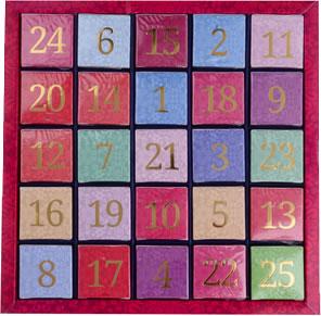 Debenhams Tea Calendar