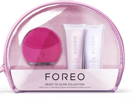 Christmas Review 2017: Foreo Ready to Glow Collection