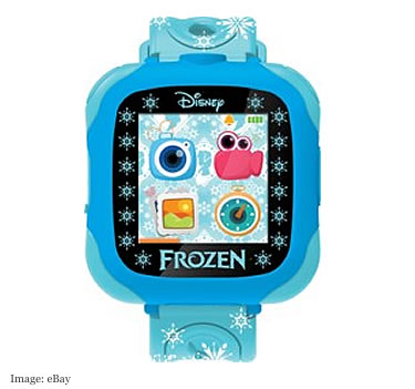 Disney Frozen Camera Watch £24.99 from littlewoodsclearance