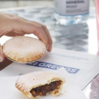 Greggs Mince Pies Are Now In Store