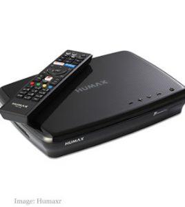 Humax FVP-5000T 500 GB Freeview Play HD TV Recorder - Black