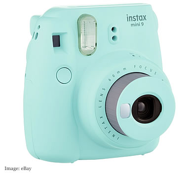 Fujifilm instax instant camera £69.99 from argos