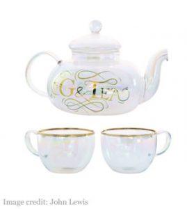 John Lewis G&Tea Set