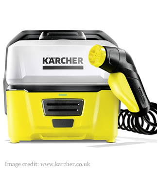 Karcher 0C3 Portable Washer