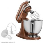Kitchenaid Copper stand mixer