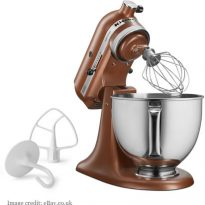 How To Get Your Hands on Kitchenaid's Copper Stand Mixer This Christmas