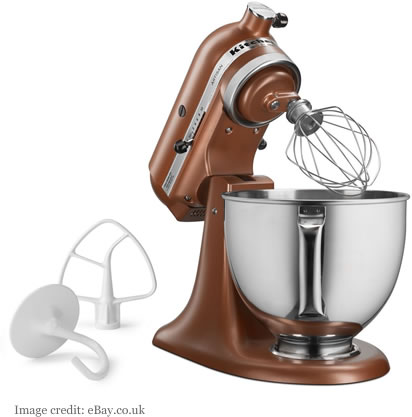 How To Get Your Hands On Kitchenaid 39 S Copper Stand Mixer