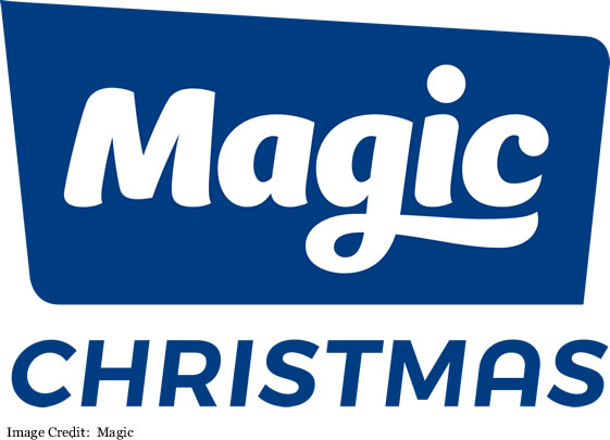 on monday november 6th get ready to set your tv and radio stations to one of most festive filled channels around as magic will launch its christmas - What Is The Christmas Radio Station