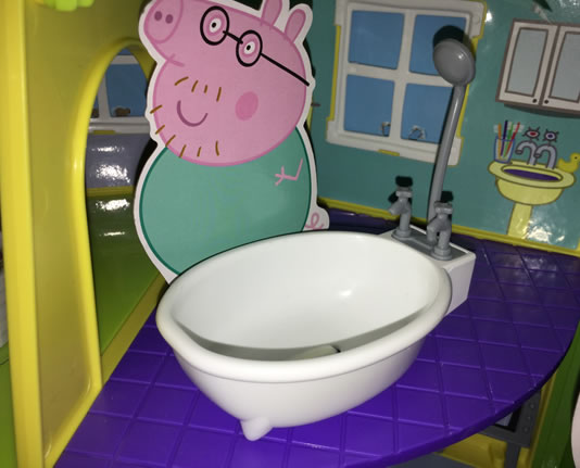 Peppa Pig Included
