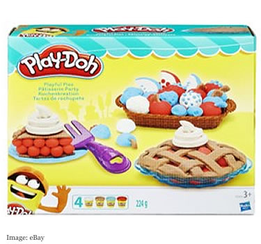 Play-Doh Playful Pies £9.50 from funfilledtoysuk