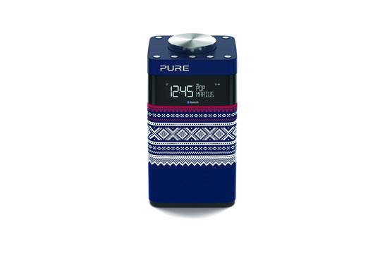 Pure Midi Marius Blue