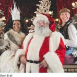 Help Santa Fuel His Sleigh This Christmas At The Royal Albert Hall
