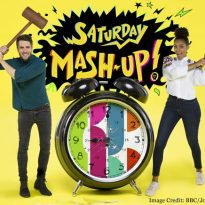 Saturday Mash-Up CBBC's new Saturday Morning TV Extravaganza