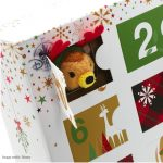 Micro Tsum Tsum Advent caleandar window
