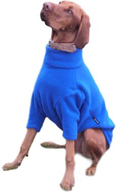 Vizla Blue Jumper
