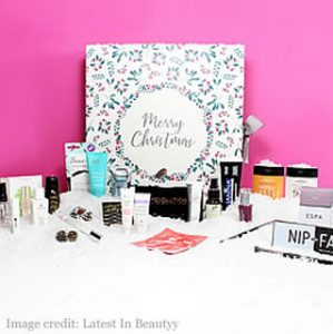 YOU Beauty Box Advent Calendar