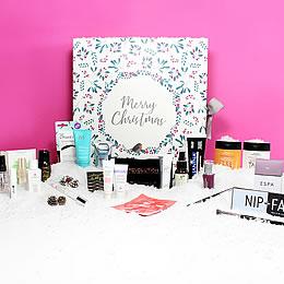YOU Beauty Box Advent 2017