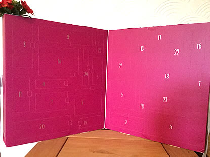 YOU Beauty Box Advent Open
