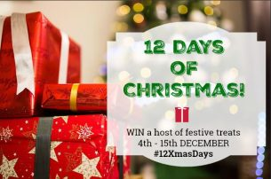12 Days of Christmas giveaway 2017
